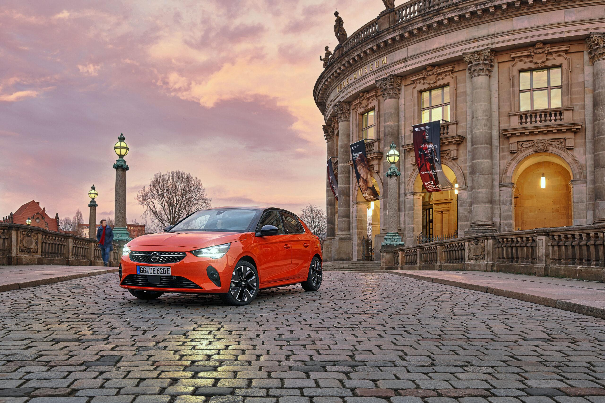 Nouvelle Opel Corsa Garage Guex