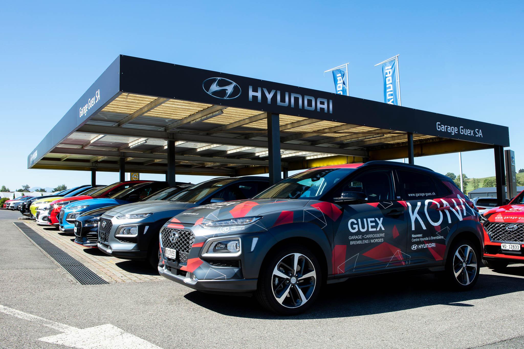 Hyundai Garage Guex SA