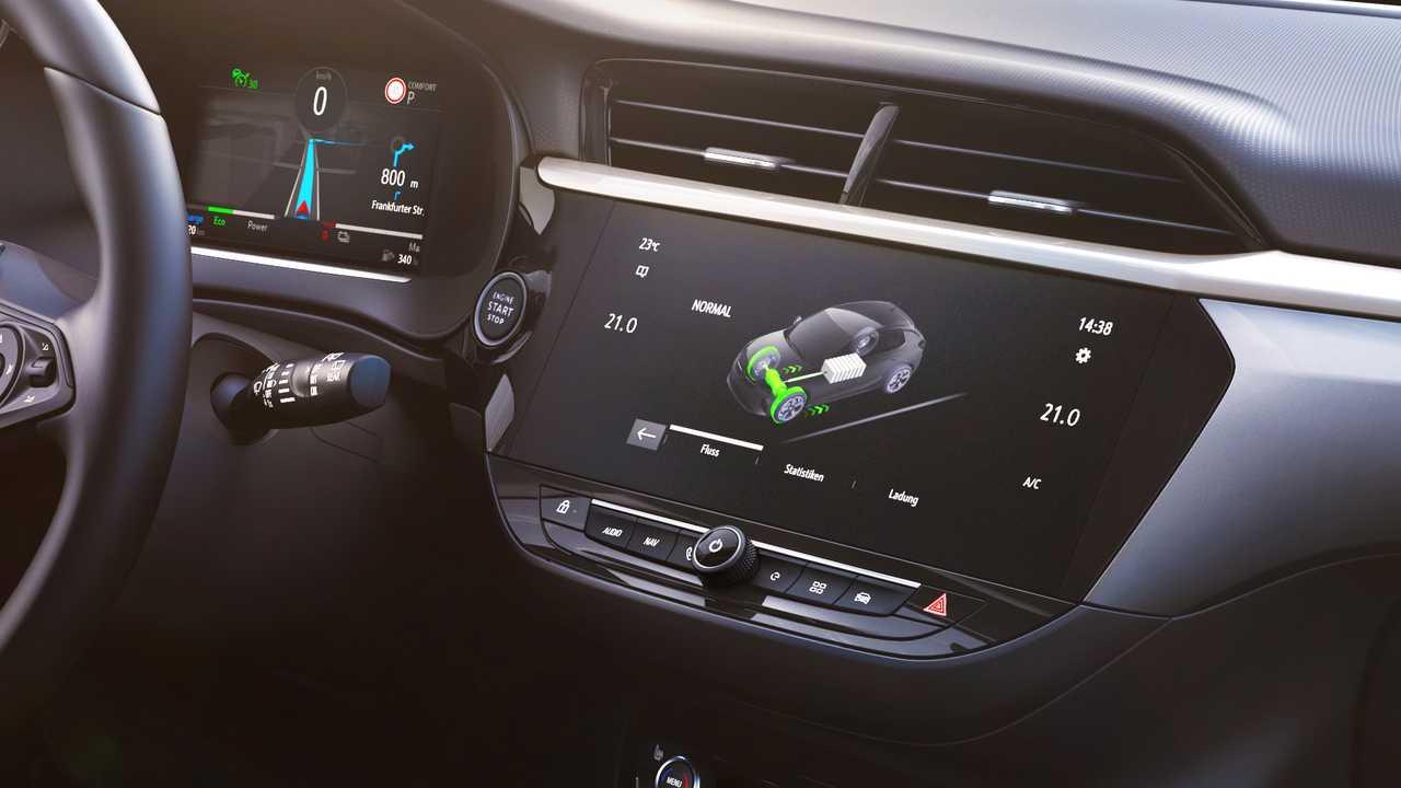 Nouvelle Opel Corsa-Garage Guex