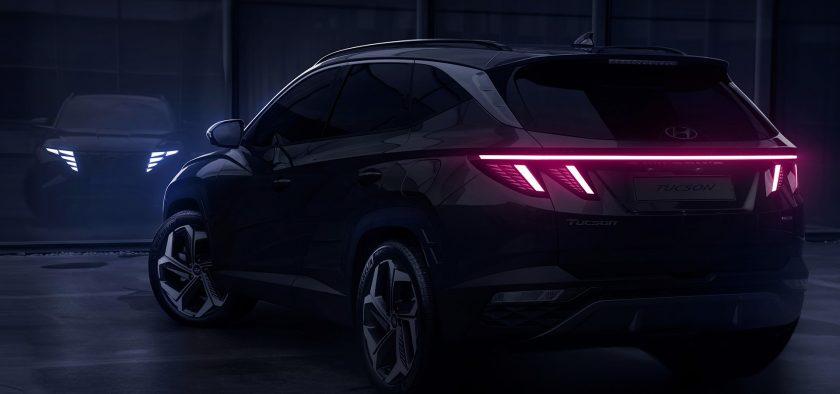 Nouveau Hyundai Tucson Garage Guex