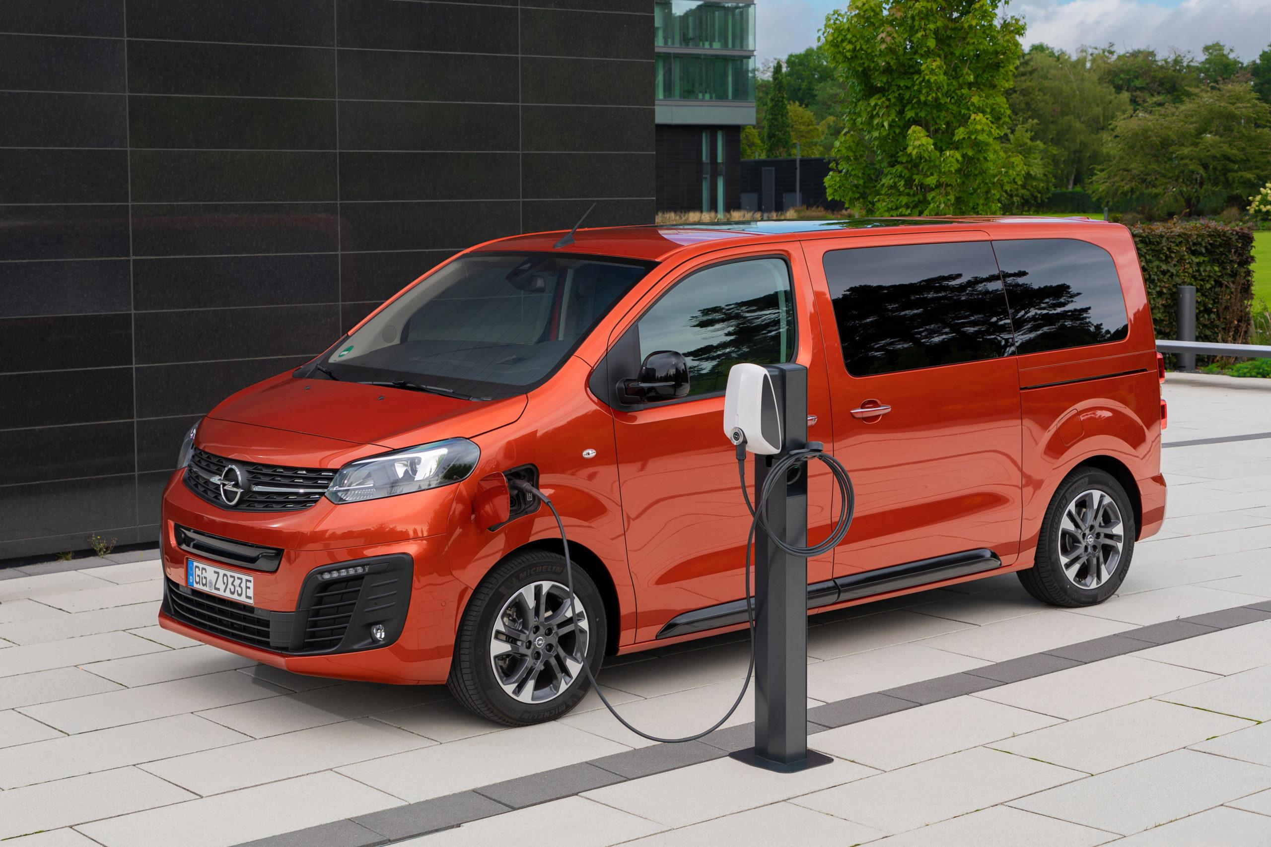 Opel Zafira Life Garage Guex SA