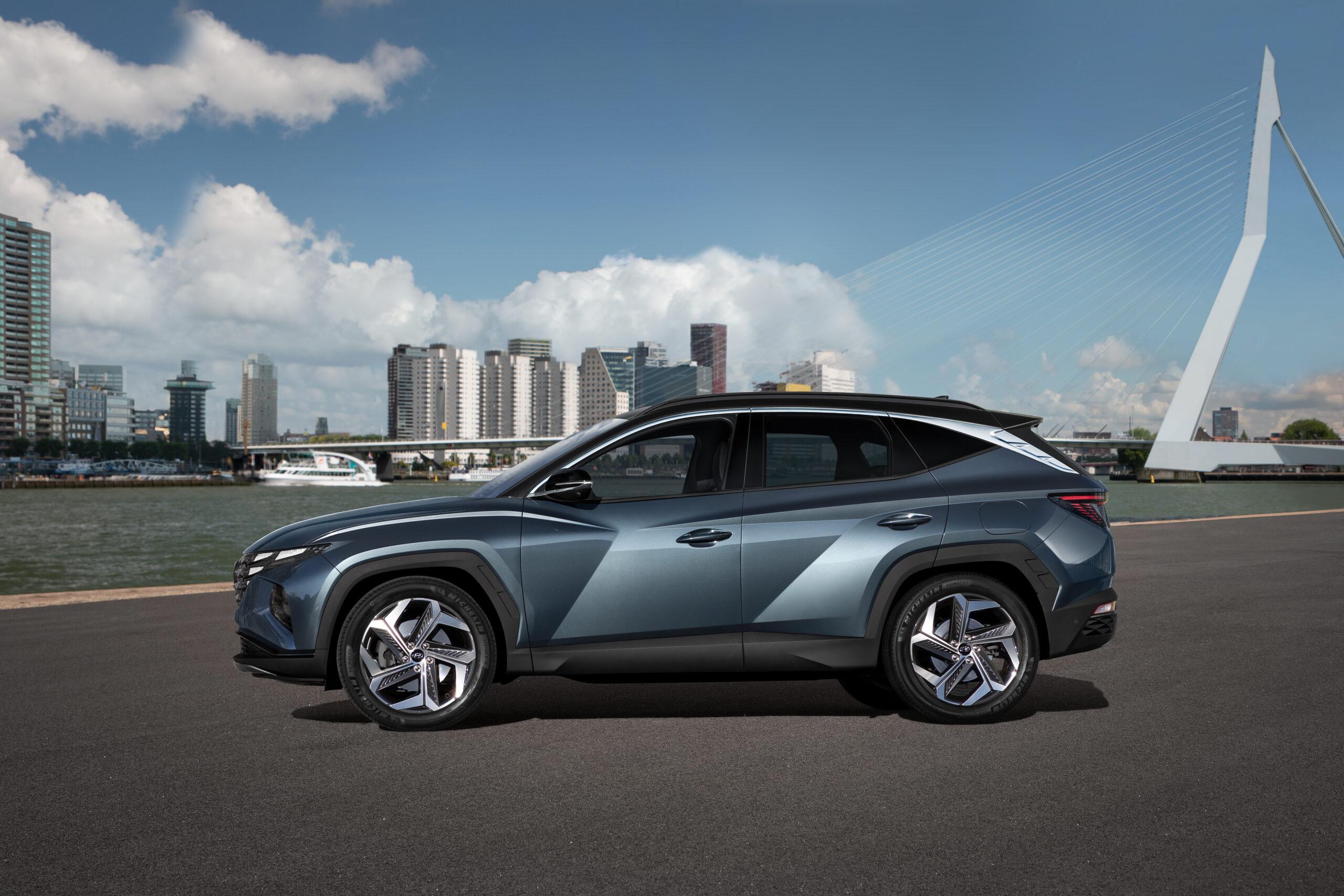 all-new Hyundai Tucson Garage Guex