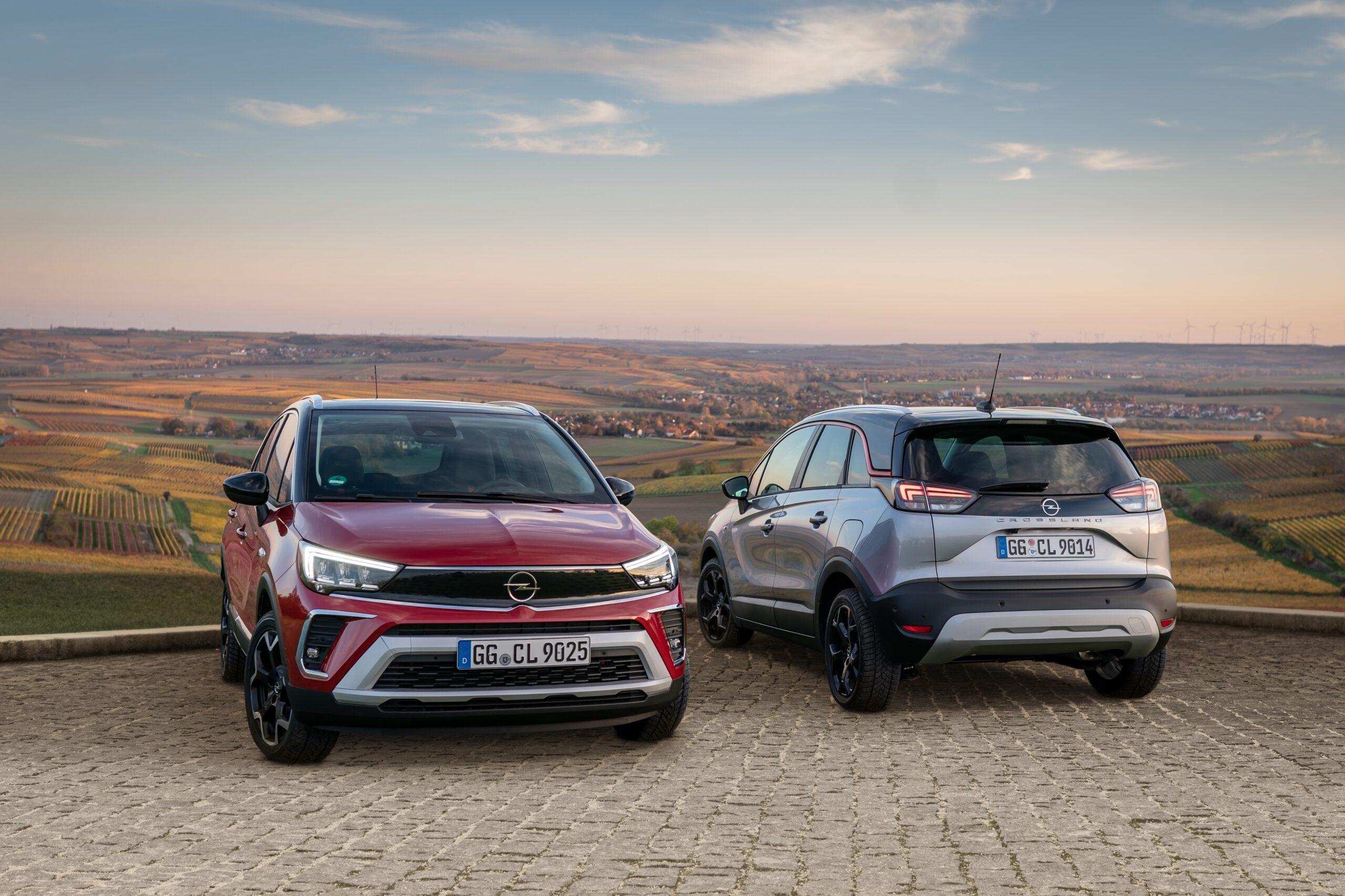 Nouvelle Opel Crossland-X Garage Guex