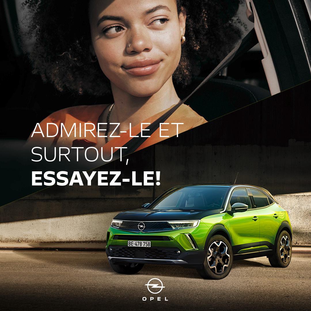 Nouvelle Opel Mokka Garage Guex
