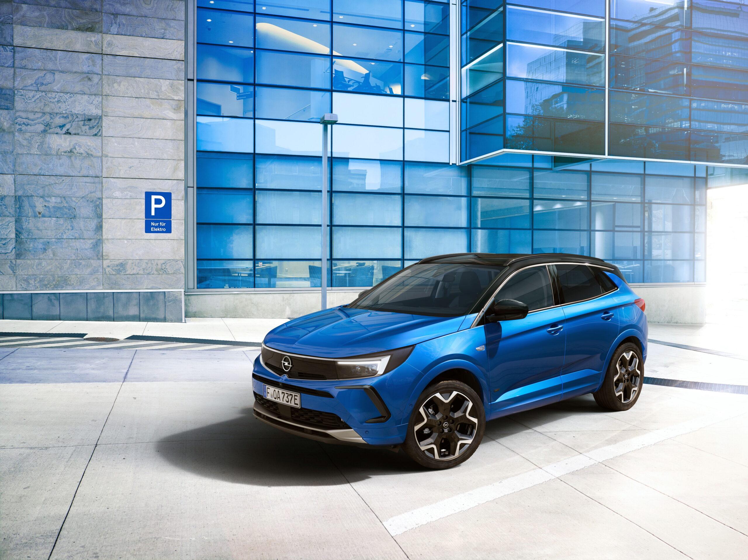 Nouvelle Opel Grandland-X Garage Guex