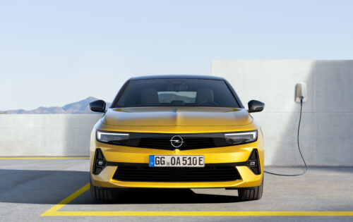 Nouvelle Opel Astra Garage Guex
