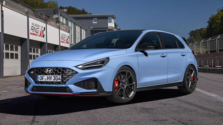 Nouvelle Hyundai i30 N Garage Guex