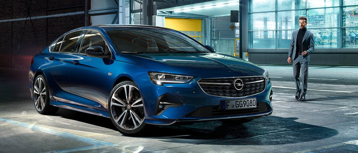 Nouvelle Opel Insignia Garage Guex
